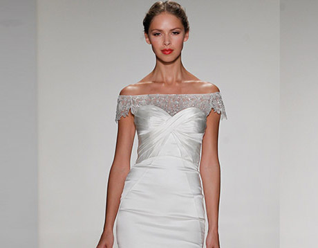 Kelly Faetanini bridal gowns.
